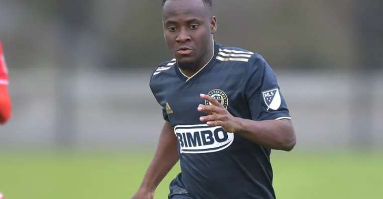 David Accam To Join USL Side Nashville From Columbus Crew Next Season