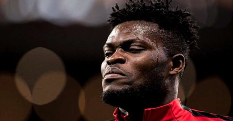 Thomas Partey's €50million Release Clause Very Cheap - Agent