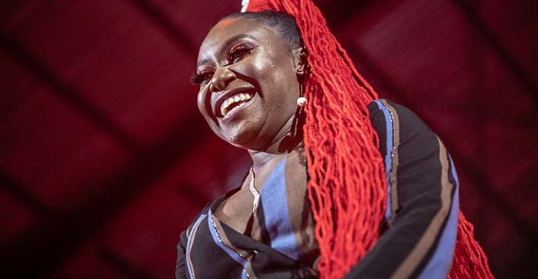 OwnYourJourney: How Wande Coal, Niniola and Skiibi Thrilled Fans At Red Night Party