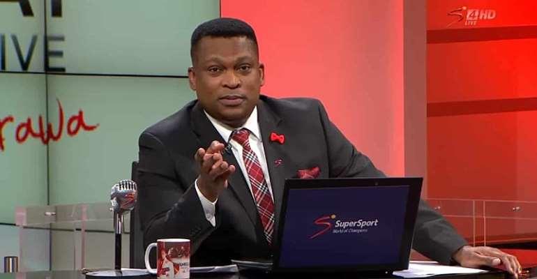 SuperSport Sacks Presenter Robert Marawa Over Sexual Harassment
