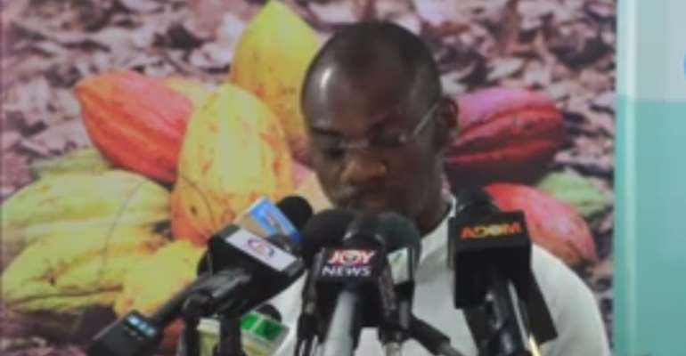 COCOBOD CEO Comments On Cocoa Not Cause Of Deforestation Is Narrow, Unacceptable—Group