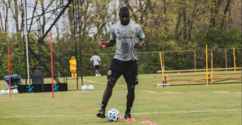 Captain Jonathan Mensah Elated To Return To Columbus Crew Training