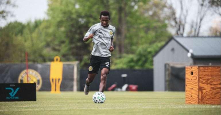 Ghanaian Duo Afful And Mensah Return To Columbus Crew Training [PHOTOS]