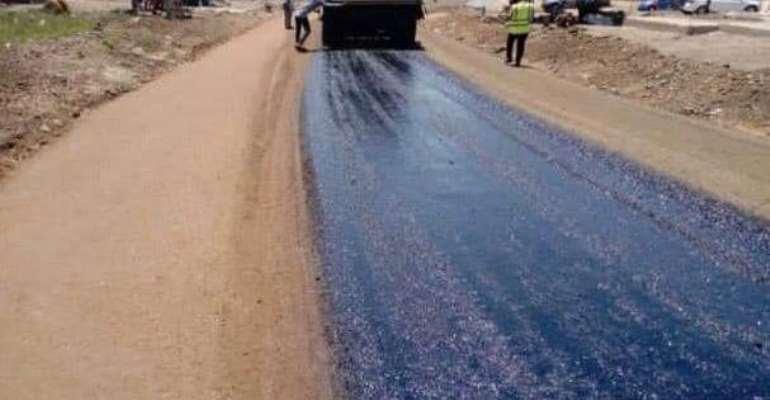Afenyo-Markin is fixing Effutu with 3km Asphalt road