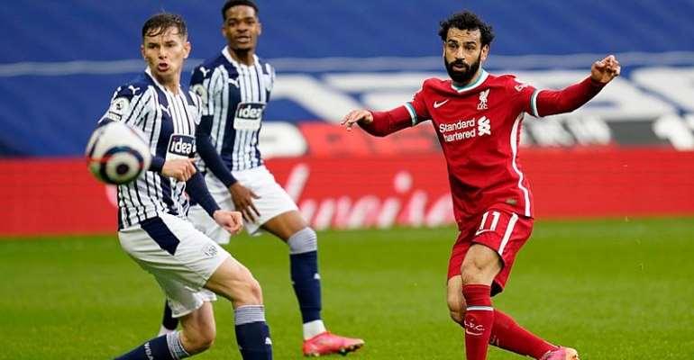 African players in Europe: Salah battles Kane for Golden Boot