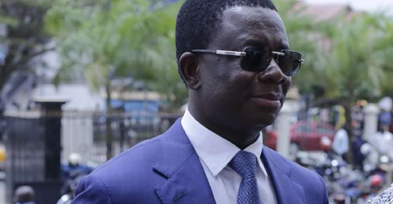 COCOBOD trial: Opuni, Agongo appeal High Court 'submission of no case' ruling