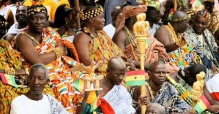 40 Chieftaincy Disputes Retarding Development Of Ahafo And Bono Regions – Research Report