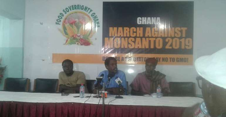 FSG Calls For An Indefinite Ban On GMO Foods