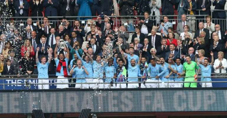 Manchester City Win FA Cup To Secure Historic Domestic Football Treble