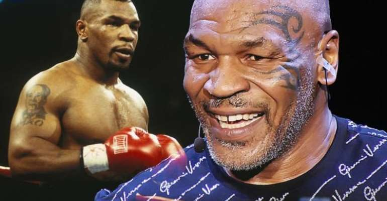 Mike Tyson's First Fight In Boxing Return Is Close To Being Made