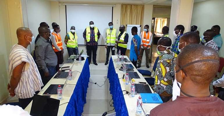 ICUMS Undergoes Successful Simulation At Tema Port