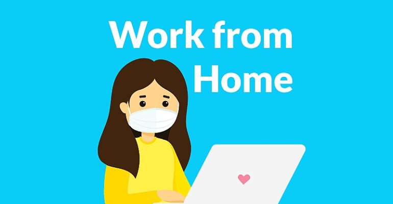 Coping With The Unprecedented Challenges Of Working From Home