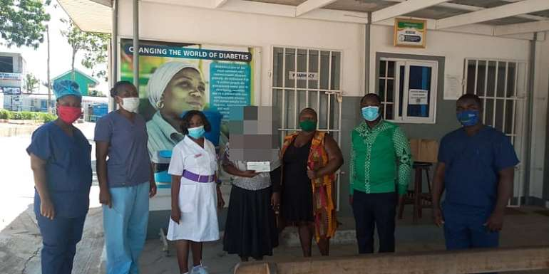 GRNMA Supports Two Ailing Nurses To Secure Medical Care