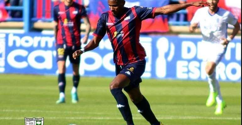 Portuguese Side Sporting Braga, Express Interest In Emmanuel Lomotey