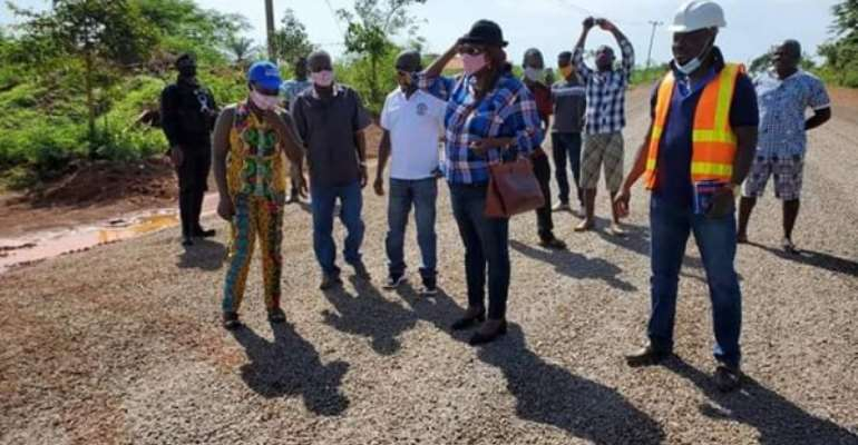 Govt Applauded For Work On Subonpan-Bomaa Road Project
