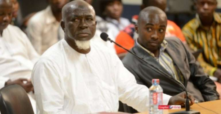 The League Can Continue If GFA Pay Clubs $150,000 - Alhaji Grusah