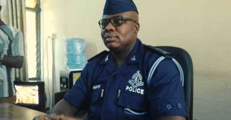 A/R: Police Begin Enforcement Of Nose Masks Directive