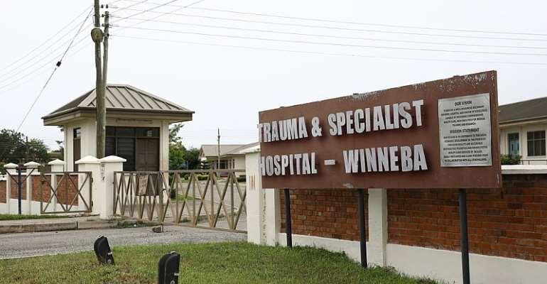 Winneba Trauma And Specialist Hospital To Undertake Mass Burial For 36 Unidentified Bodies
