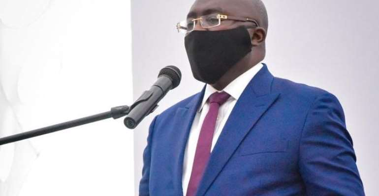 Re-register your SIMs with Ghana Card or risk losing your phone numbers – Bawumia warns
