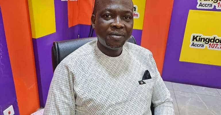 Deal with politicians involved in galamsey - NPP's Nana Kwame Osei Adade
