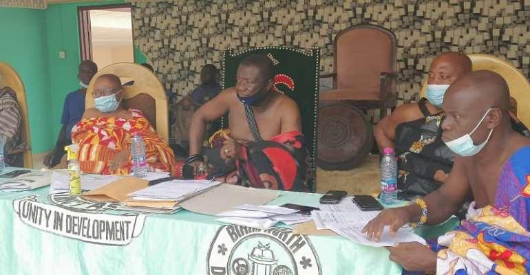 37 out of 42 Abirem Chiefs vote against Birim North DCE's renomination