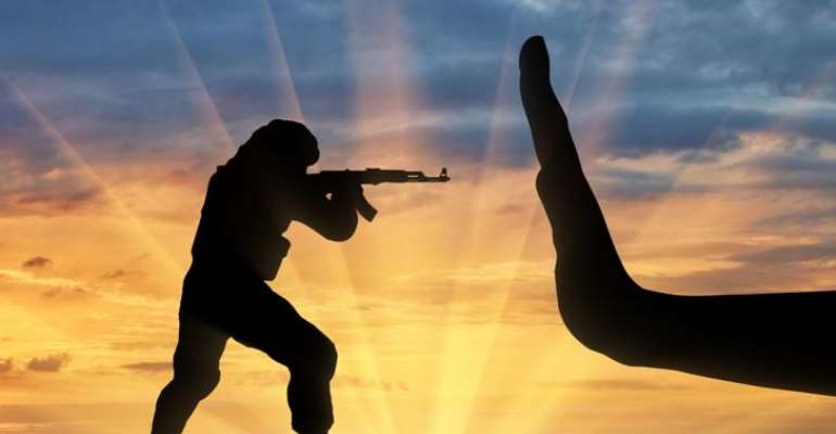 The War Against Terrorism: We Are All Frontline Soldiers