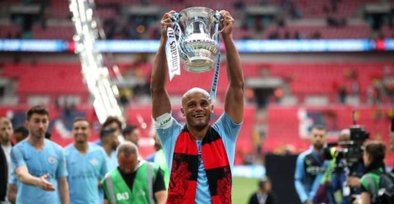 Manchester City Captain Vincent Kompany To Leave After 11 Years