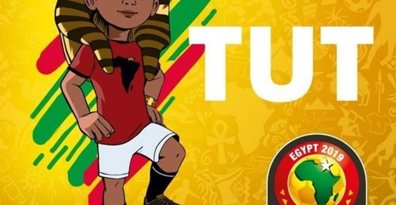 AFCON 2019: Official Mascot For Tournament Unveiled By CAF