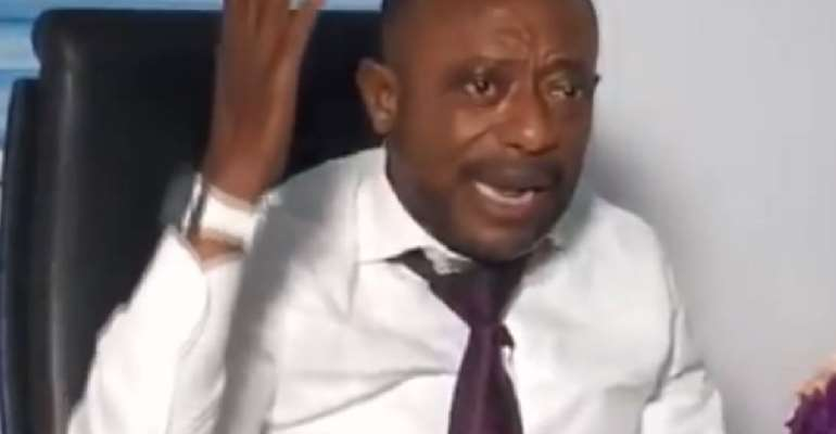God Has Punished You, That's Why You Can't Drive Your Own Car— Owusu Bempah Jabs Kweku Baako