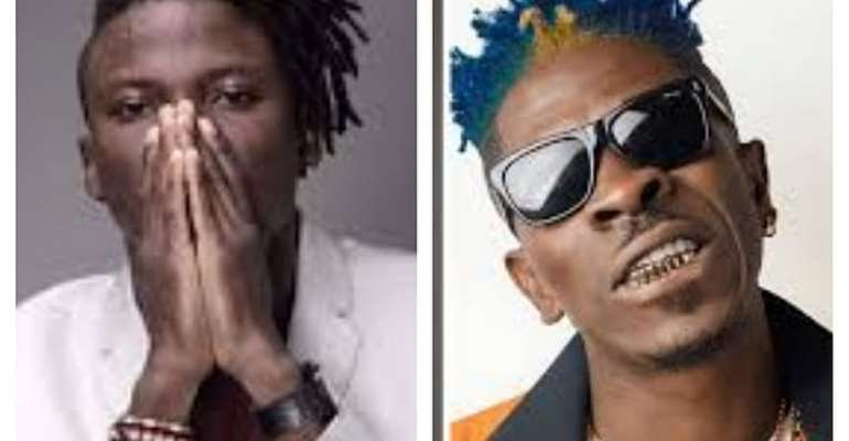 'Guns will talk instead of people' – Shatta wale warns Stonebwoy after VGMA altercation