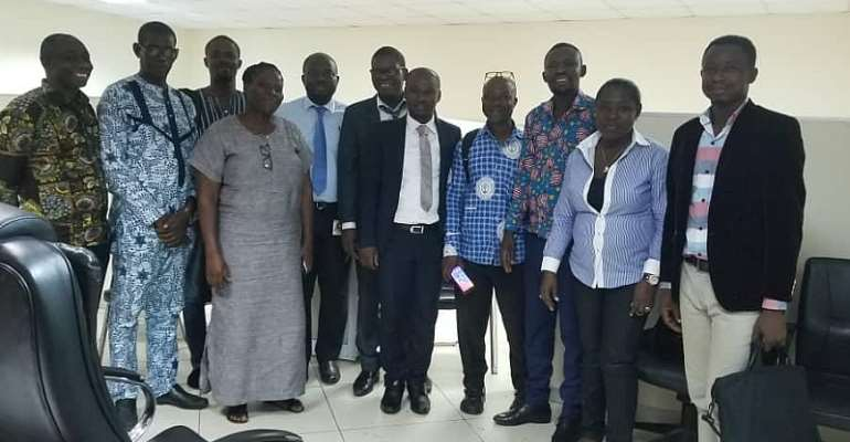 GNACOPS Meets SSNIT On GVSS Policy