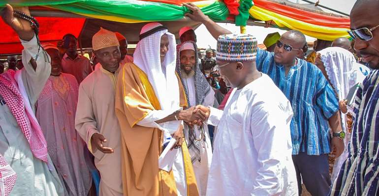 We used to think NPP was anti-Muslims and Zongos - Suaman Chief Imam