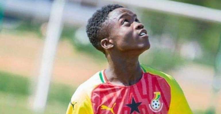 Kotoko Teenager Matthew Anim Cudjoe Ready To Play For The Black Stars