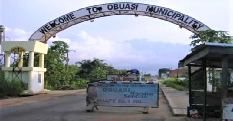 Covid-19: Obuasi Rotational System Enters Second Week