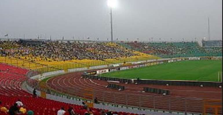 Covid-19: Clubs To Pay GHS60,000 To Use National Stadia For Closed-Door Matches