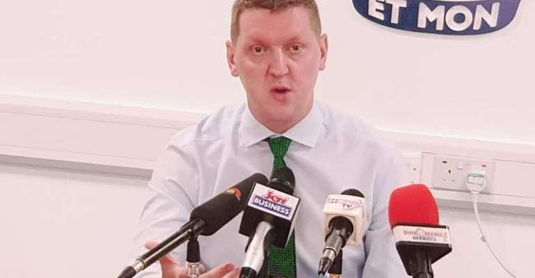 Covid-19 : British High Commission In Ghana Repatriates 'Stranded' British Nationals