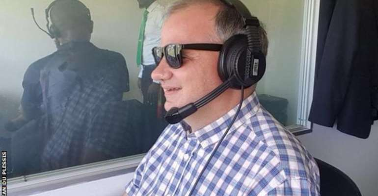 Dean Du Plessis has commentated on Zimbabwe international matches for television and radio since 2003