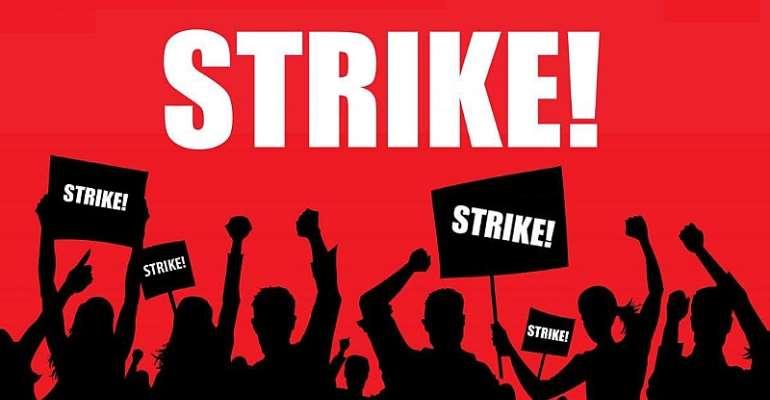 Lab Scientists at KATH declare one-week strike