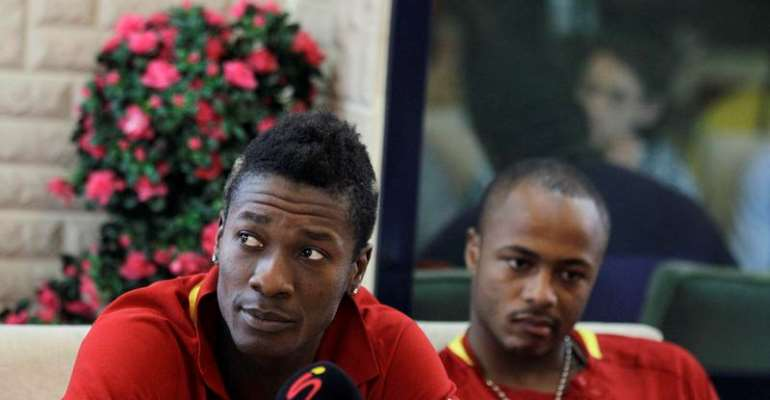REVEALED: This Is Why Asamoah Gyan Has Retired From Black Stars With Less Than Two Months For AFCON