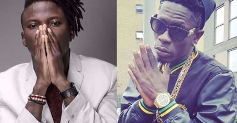 Confirmed: Stonebwoy, Shatta Wale Detained Over The VGMA Commotion