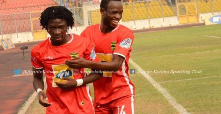Special CompetitIion: Kotoko Edge Medeam To Victory, Hearts Confirm Top Spot In Premier B