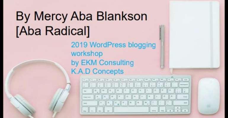 Aba Radical's Guide To Using Wordpress