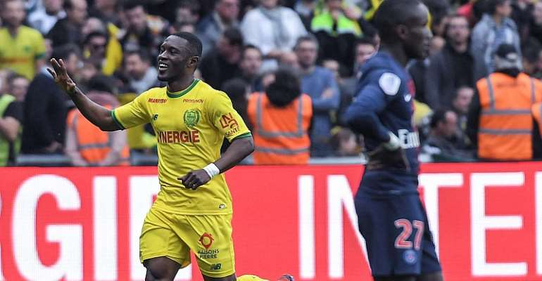 Majeed Waris Hopes To Stay With FC Nantes Despite Strong Interest From French Ligue 1 Clubs
