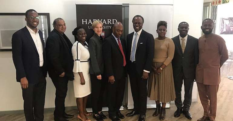 Zoomlion Chairman Urges Harvard University