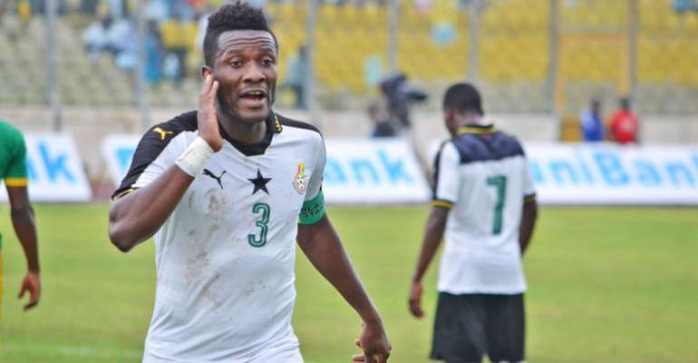 BREAKING NEWS: Asamoah Gyan Retires From Black Stars Ahead Of 2019 AFCON