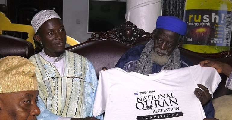 Chief Imam Lauds Twellium Company On 2nd Edition Of National Quran Recitation