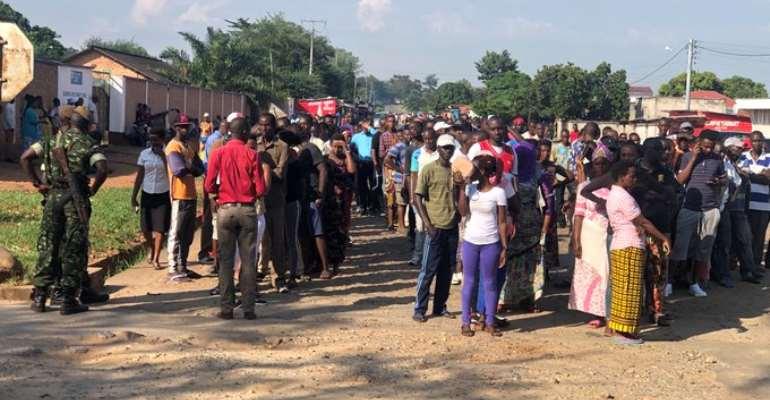 Social Media Goes Blank In Burundi As Voting Kick Off Today