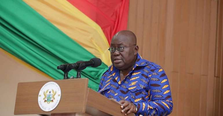 Gov't Investing A Lot To Help Economy Bounce Back Stronger — Akufo-Addo