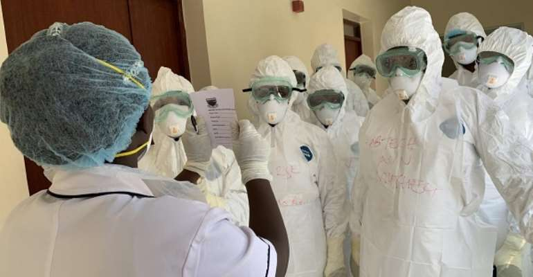 Covid-19: 30 Doctors And Nurses Infected In Ashanti Region