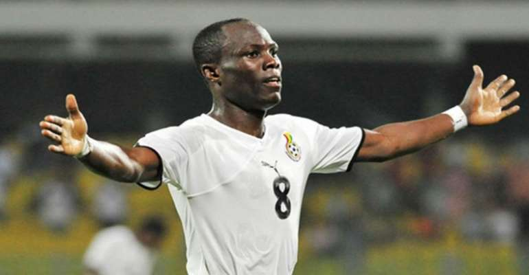 I Am Worried About AFCON Trophy Drought - Ghana Midfielder Agyemang Badu